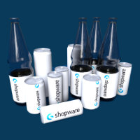 Shopware Plugin - Pfand für Flaschen, Dosen, Paletten, Batterien